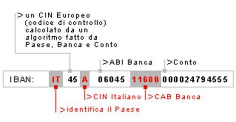 verifica iban banca banca verifica on line codice iban cab abi
