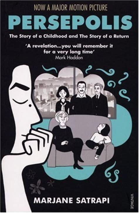 the complete persepolis review persepolis by marjane satrapi she reads novels