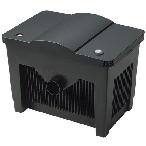 Box Filter Ts 2 oase biosmart 5 000 gal 2 700 gph filter box 56929