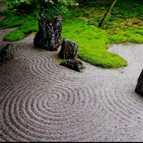 106 Best My Zen Garden Images On Pinterest Mini Zen Rock Garden