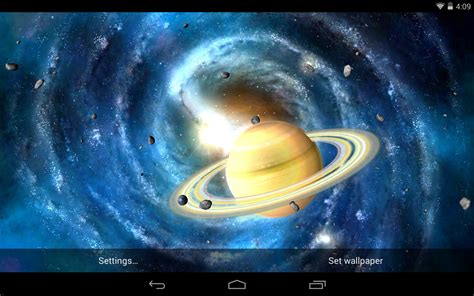best space live wallpapers android best space live wallpapers android live wallpaper livewallpapers org