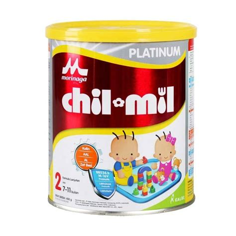 Morinaga Bmt Platinum 400gr Tin kalbe family fair blibli