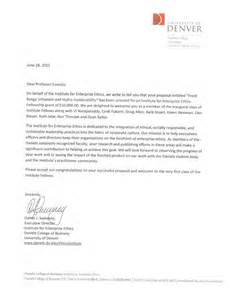 Award Application Letter Mohawk College Gallery For Gt College Grant