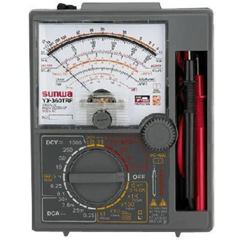 Multitester Merk Sunwa sunwa yx360trf multi tester jual alat teknik auto tools terlengkap termurah