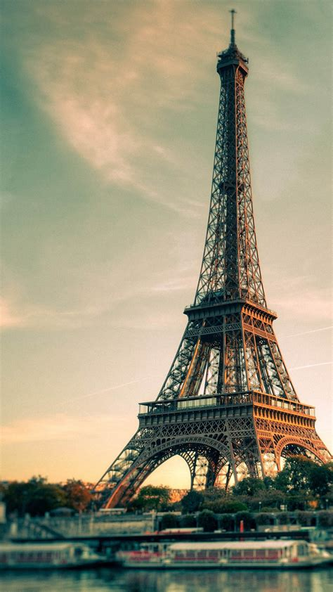 wallpaper android paris eiffel tower tilf shift view android wallpaper free download
