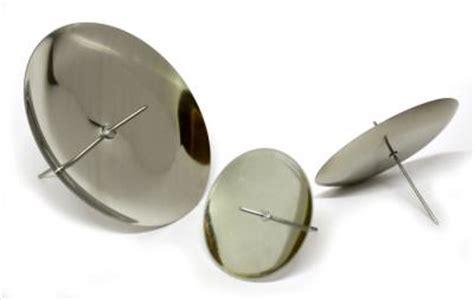 adventskerzenhalter glas kerzenhalter adventskranzstecker 75 mm silber adventskranz