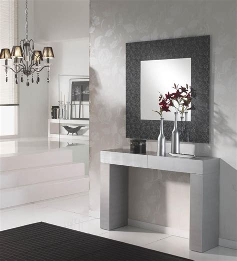 muebles de recibidor modernos aparadores  espejos en zaragoza