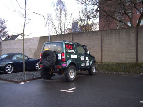 Suzuki Jimny Road Modifications Suzuki Jimny Road Modifications