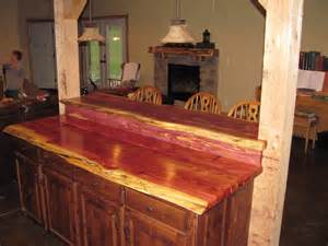 cedar bar and counter top by cedarcanoeman lumberjocks