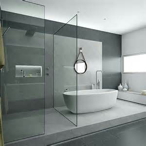 bathroom shower glass 25 best glass bathroom ideas on modern