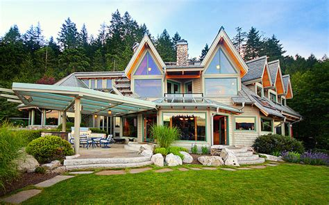 landmark waterfront estate in vancouver idesignarch
