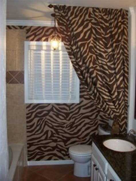 animal shower curtains animal printed shower curtains interior design