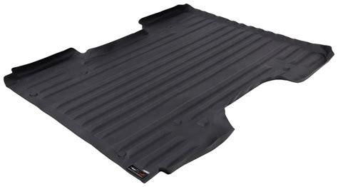 Weathertech Bed Mat by Weathertech Techliner Custom Truck Bed Mat Black Weathertech Truck Bed Mats Wt37812