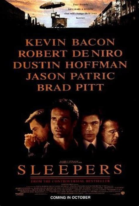 Sleepers Cast Then And Now Sleepers 1996 Cast Crew Imdb