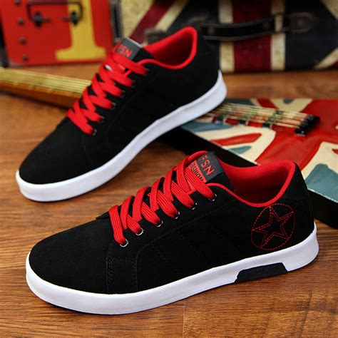 nice shoes 2016 new autumn mens canvas shoes korean nice casual shoes