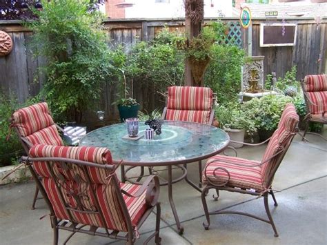 redo of patio furniture home