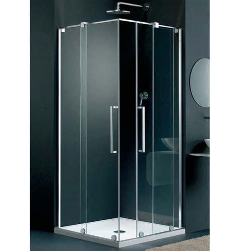 Corner Entry Shower Doors Lakes Italia Fabriano Sliding Door Corner Entry Enclosure 900mm