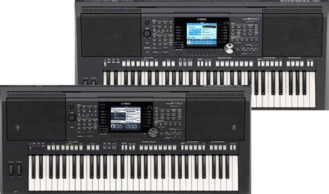Second Keyboard Yamaha Psr S950 new yamaha psr s750 psr s950 digital arranger
