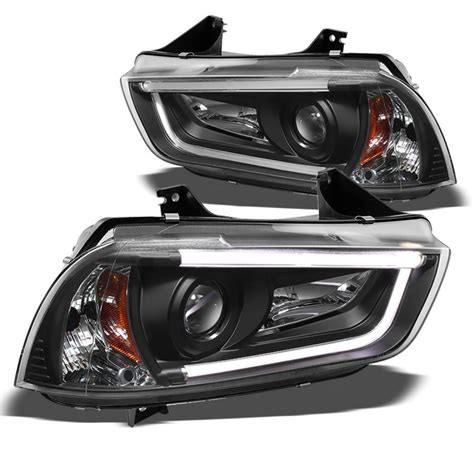 charger headlights spyder 2011 2014 dodge charger headlights