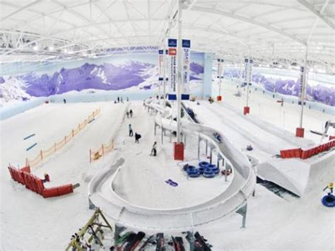 Chill Factor primary school trips visits manchester chill factore