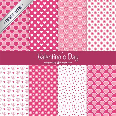 valentines day pattern s day patterns vector free