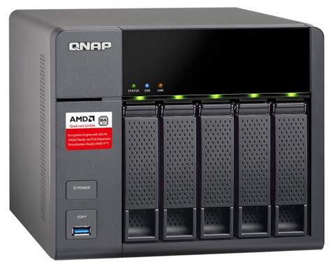 nas computer qnap releases a nas with more computing power than my desktop
