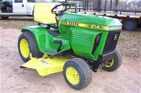 deere 214 tractor deere 214 e cighq