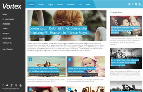 professional templates for blogger free 10 premium blogger templates of 2014 gorgeous collection