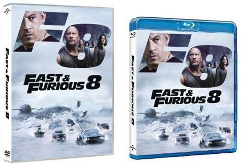 fast and furious 8 extras both the dvd and the blu ray of fast furious 8 include