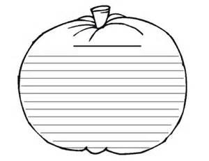 pumpkin writing template by kasey krippner teachers pay