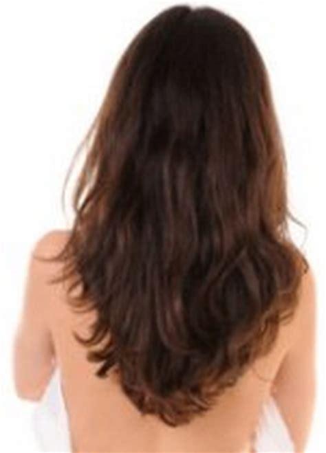 vs layered v layered haircut
