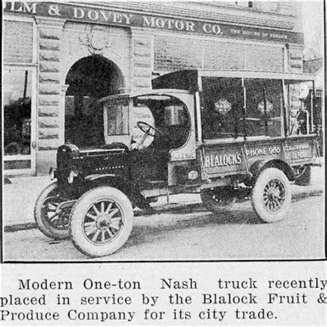 h s fruit truck history photos taken before ww2 history in black and