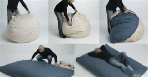 bean bag bed shark tank bean2bed beanbag brilliant i saw this on qvc and shark