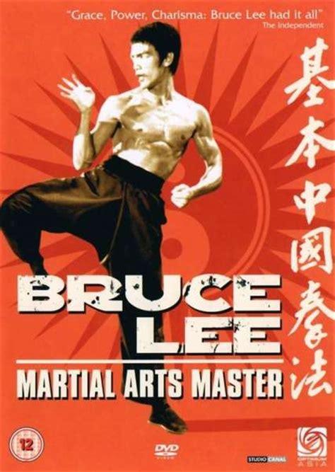 bruce lee martial arts biography bruce lee martial arts master dvd zavvi com