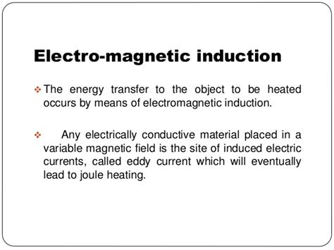 inductance power transfer energy induction transfer 28 images induction and inductance ppt i need the most basic