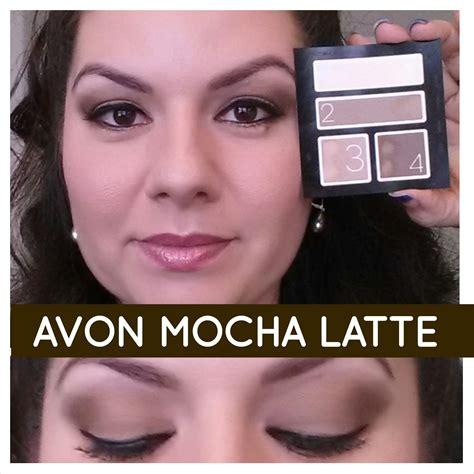 Eyeshadow Avon mocha latte by avon eye shadow tutorial playlist