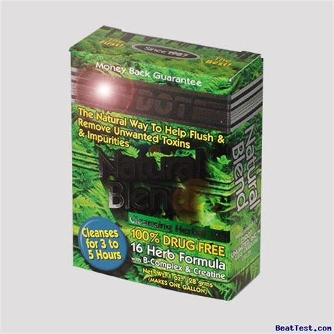 Herbal Tea Detox Thc by Zydot Cleansing Herbal Tea