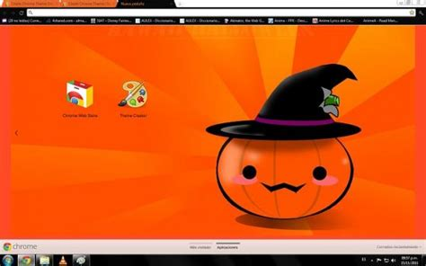 pretty themes for google chrome 25 spooky and fun halloween browser themes for 2014