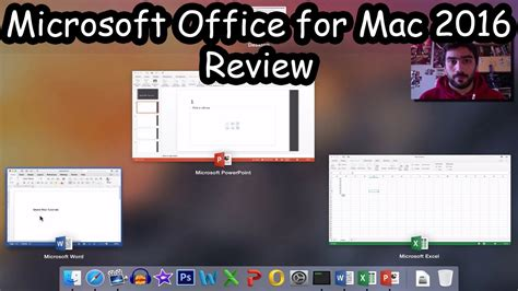 microsoft office for mac 2016 review