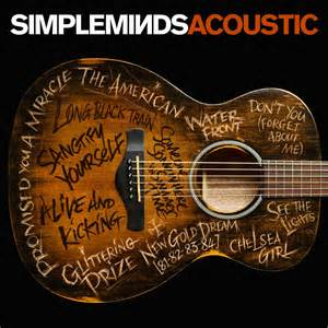 simple minds acoustic released 11th nov simpleminds com