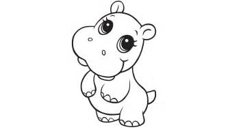 hippo coloring download hd wallpapers