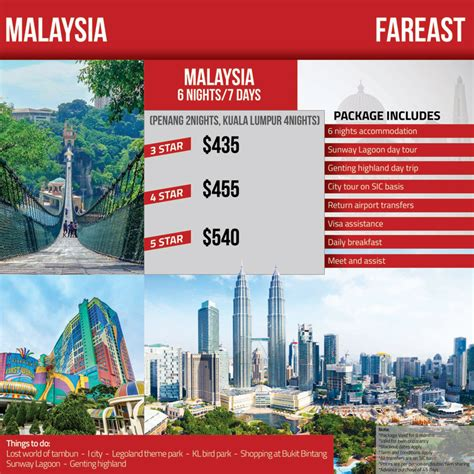 malaysia  package travel mate