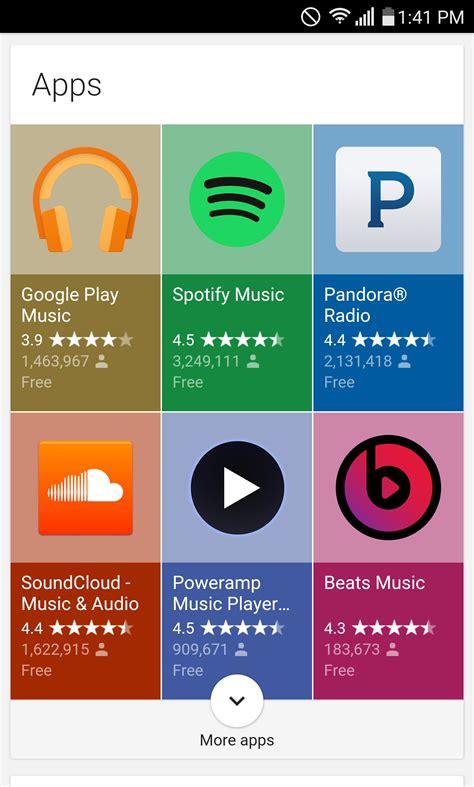 google layout app google updates mobile app search design talkandroid com