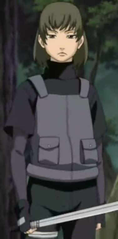 Jaket Anbu Shinobi takigakure variant flak jacket