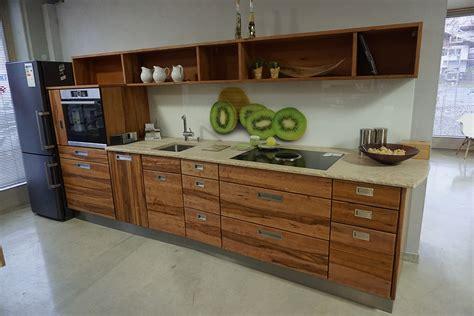 Abverkauf Apfelbaum Massiv Küche   KüchenDesignMagazin