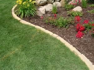 bordure jardin valoriser votre ext 233 rieur avec du style