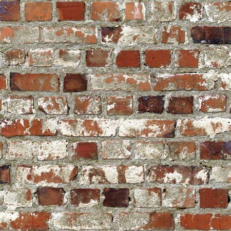 Wall Murals Brick Mural Wallpaper Loft Brick Murivamuriva