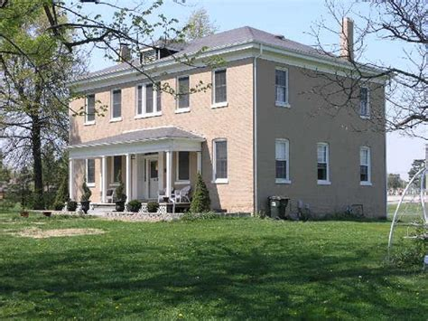 Family Kitchen Waterloo Il by 1840 Historic Home In Waterloo Illinois Oldhouses