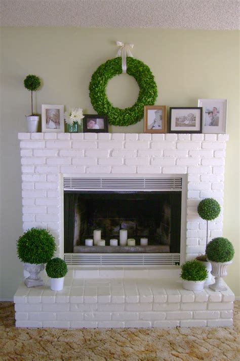 White Brick Fireplace by White Brick Wall Fireplace Quotes