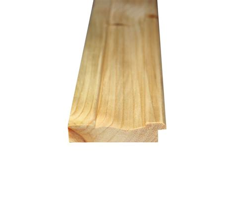 Pine Wainscoting Home Depot Alexandria Moulding Knotty Pine Wainscot Base 9 16 In X 2